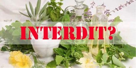 UE: trois jours pour sauver les remèdes à base de plantes!