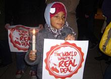 Copenhague: le monde en action