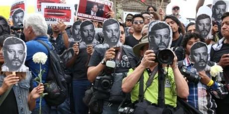 Мексика! Положите конец атакам на свободу слова!