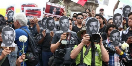 Mexico: Stop attacks on freedom of expression!