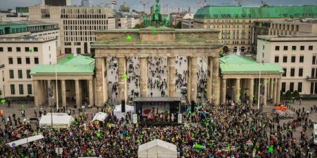 Berlin Climate March Kickoff-Event & Mitgliedertreffen