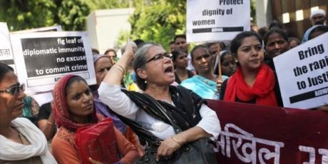 India-Saudi Arabia: No cosy deals over rape