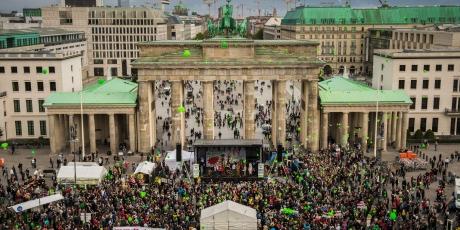 Global Climate March in Berlin - sei dabei!