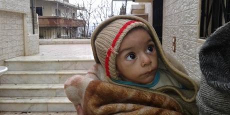 Au Secrétaire général de l'ONU: sauvez Madaya de la famine