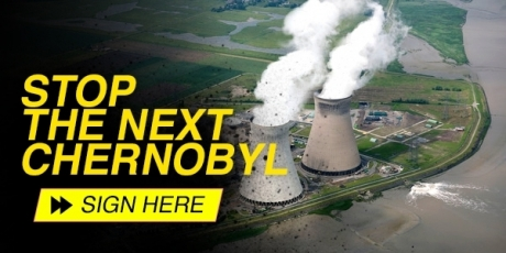 Belgium: Stop the next Chernobyl -- days to act!
