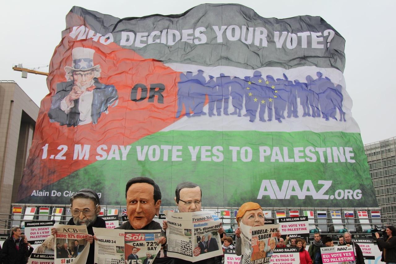 Welcoming Palestine