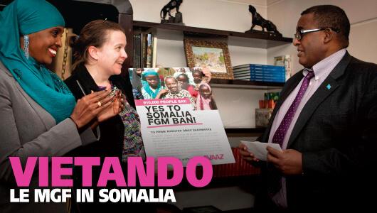 Vietando le MGF in Somalia