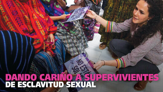 Exclavitud sexual en Guatemala