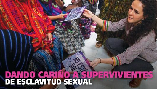 Exclavitud sexual en Guatemala