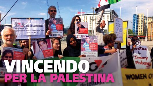 Vincendo per la Palestina