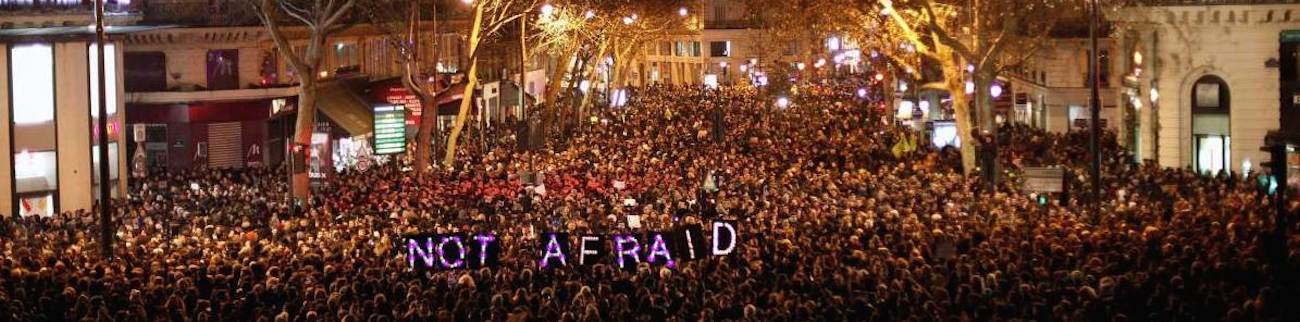 We march with Paris