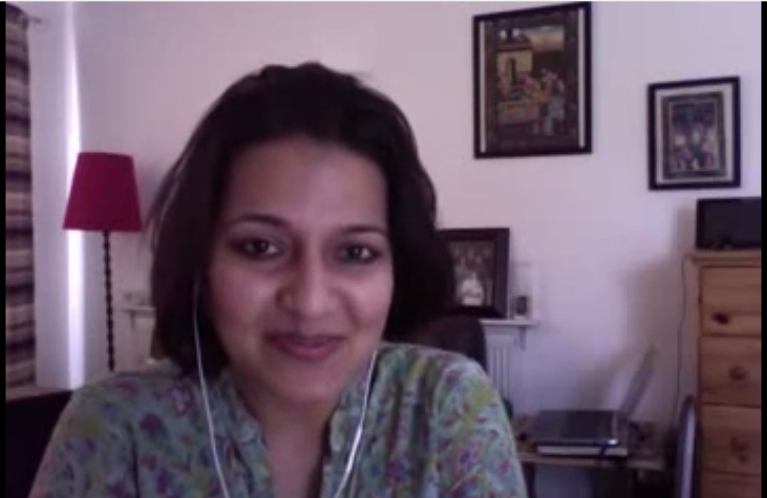 Alaphia Zoyab - Senior Campaigner